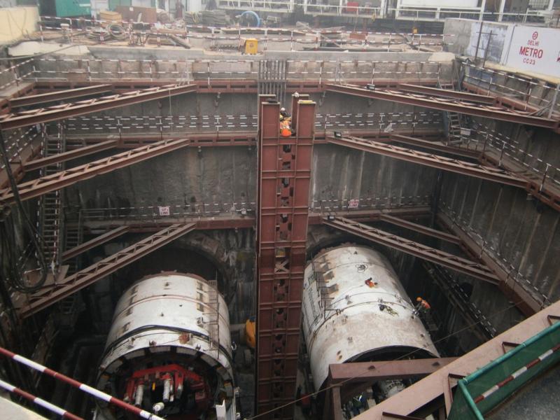 CC23 Delhi metro